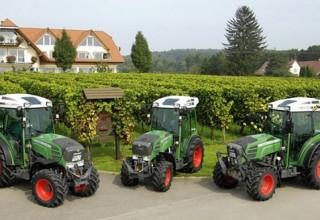 Тракторы Fendt 207