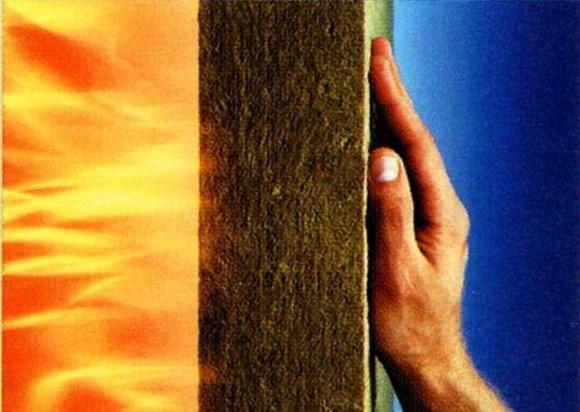 Минеральная вата – свойства и характеристики