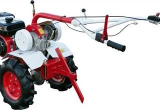 Мотоблок бензиновый Зубр GN-2 (6,5 л.с)