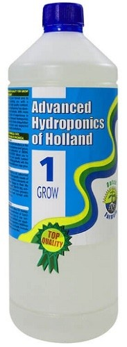 Advanced Hydroponics Grow